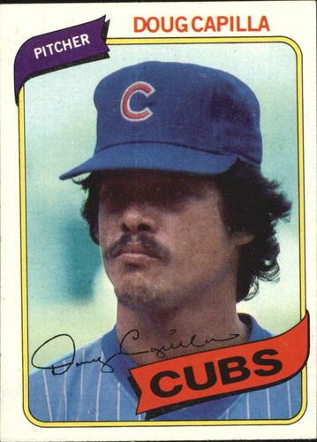 Photo of 1980 Topps #628 Doug Capilla