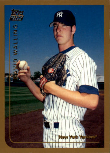 Photo of 1999 Topps Traded #T71 David Walling RC