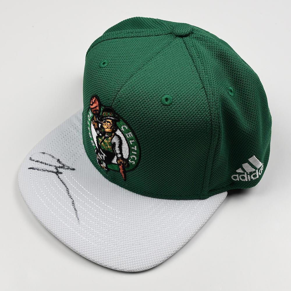 Jayson Tatum - Boston Celtics - 2017 NBA Draft - Autographed Hat