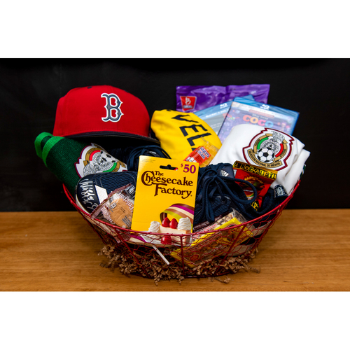 Photo of Hector Velazquez Favorite Things Basket