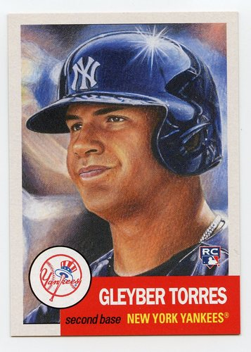 Photo of 2018 Topps Living #34 Gleyber Torres/28,550*