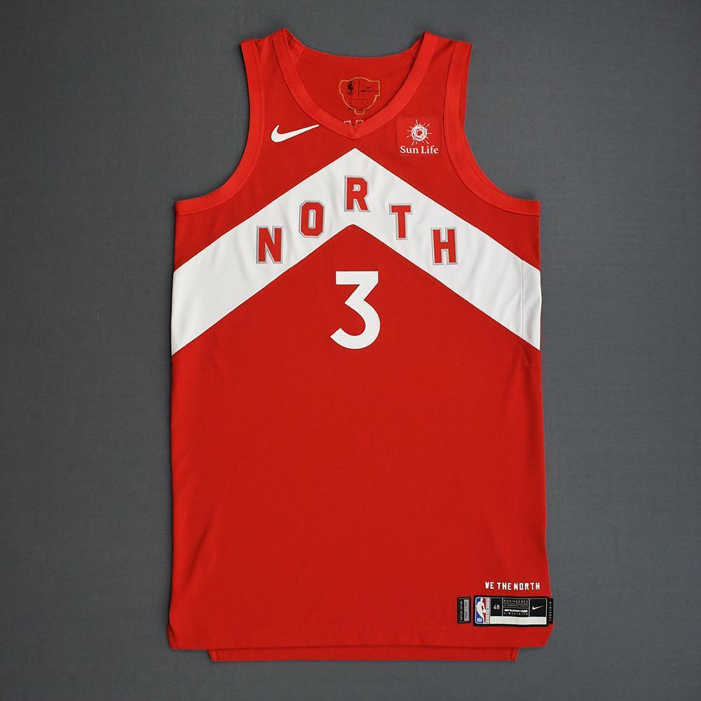 buy online c6e9f d9223 OG Anunoby - Toronto Raptors - 2019 NBA Finals - Game 4 ...