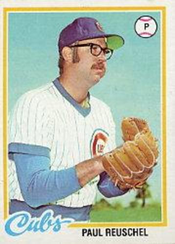 Photo of 1978 Topps #663 Paul Reuschel