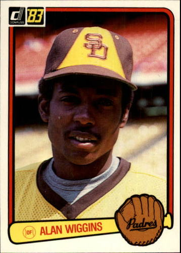 Photo of 1983 Donruss #397 Alan Wiggins