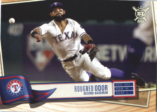 Photo of 2019 Topps Big League #13 Rougned Odor