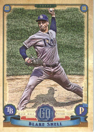 Photo of 2019 Topps Gypsy Queen #101 Blake Snell