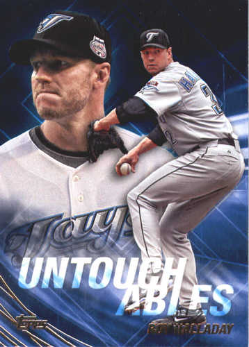 Photo of 2017 Topps Update Untouchables #U5 Roy Halladay