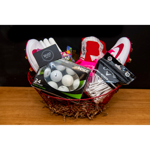 Photo of Steven Wright Favorite Things Basket