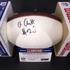 NFL - Ravens Anthony Averett Signed Panel Ball