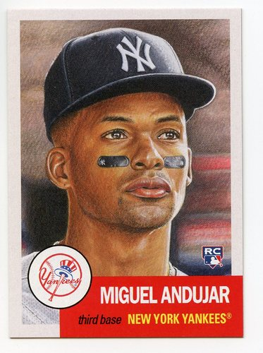 Photo of 2018 Topps Living #49 Miguel Andujar/12,794*