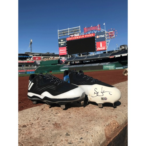 Photo of Sean Doolittle Autographed Pair of Cleats