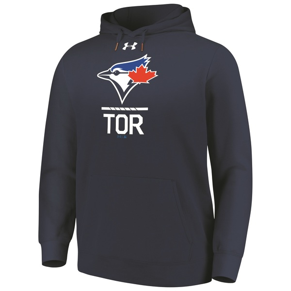 Toronto Blue Jays Lock-Up Hoodie by Under Armour