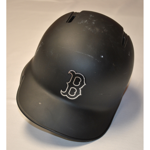 Photo of Marco Hernandez Boston Red Sox Game-Used 2019 Players' Weekend Helmet
