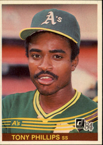 Photo of 1984 Donruss #278 Tony Phillips RC