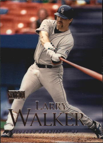 Photo of 2000 SkyBox #165 Larry Walker