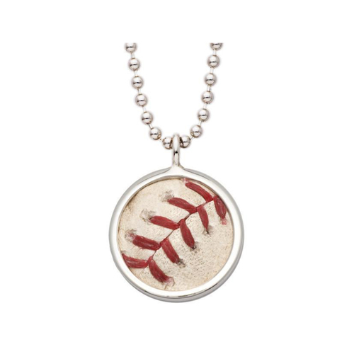Photo of Cleveland Indians Game Used Baseball Pendant