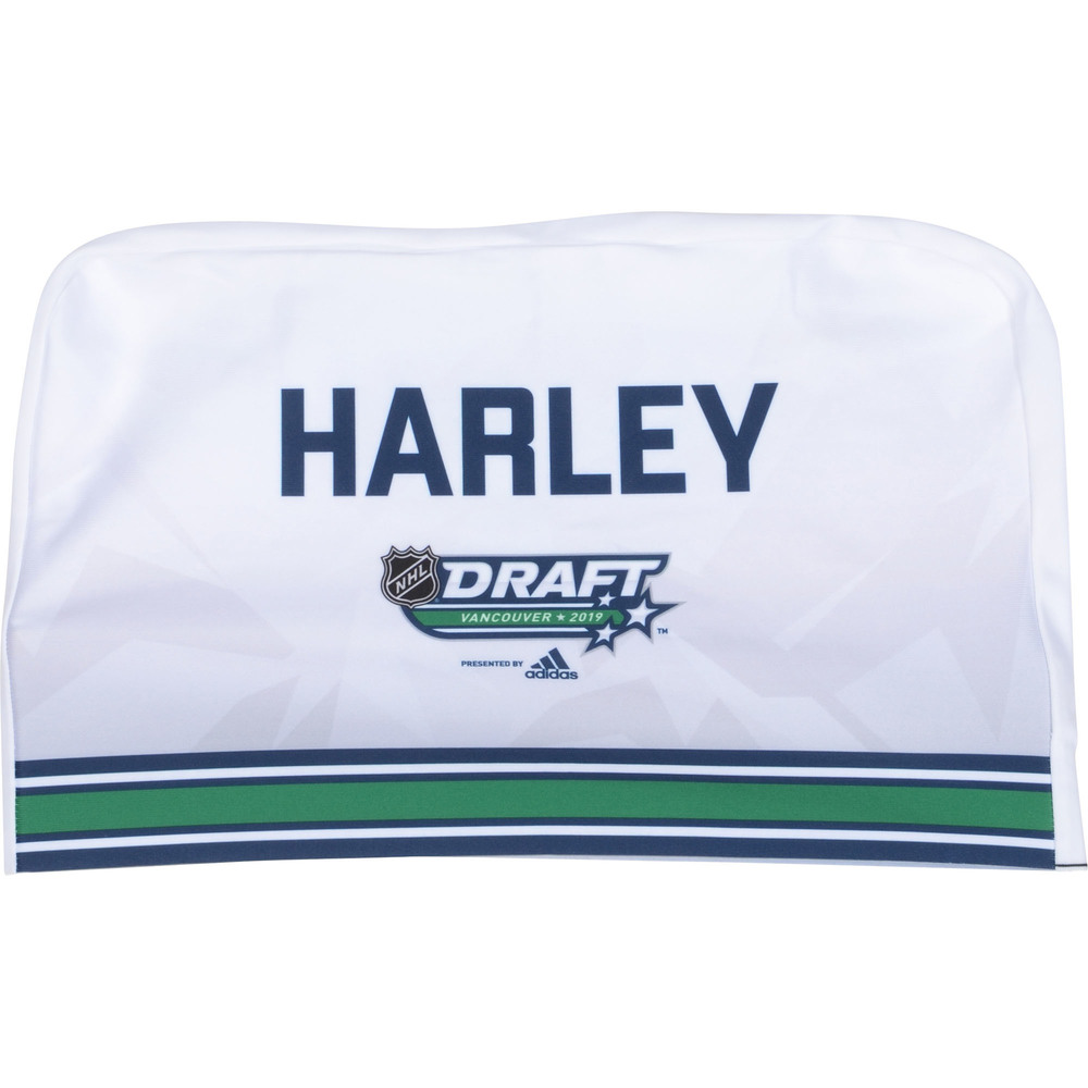 Thomas Harley Dallas Stars 2019 NHL Draft Seat Cover - Second set (Not Used)