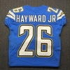 Chargers Casey Hayward Game Used Jersey VS. Titans ( October 21st 2018)