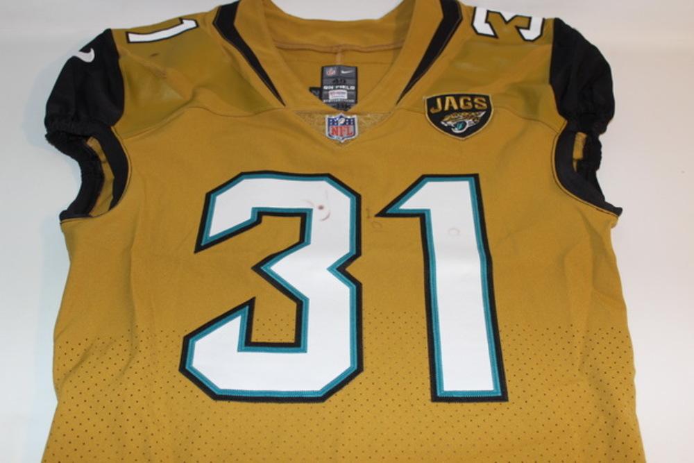 online store 2def1 b38c0 closeout jacksonville jaguars rush jersey 80f29 79215