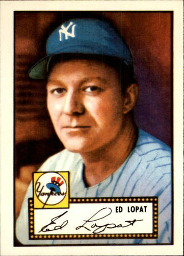 Photo of 1983 Topps 1952 Reprint #57 Ed Lopat