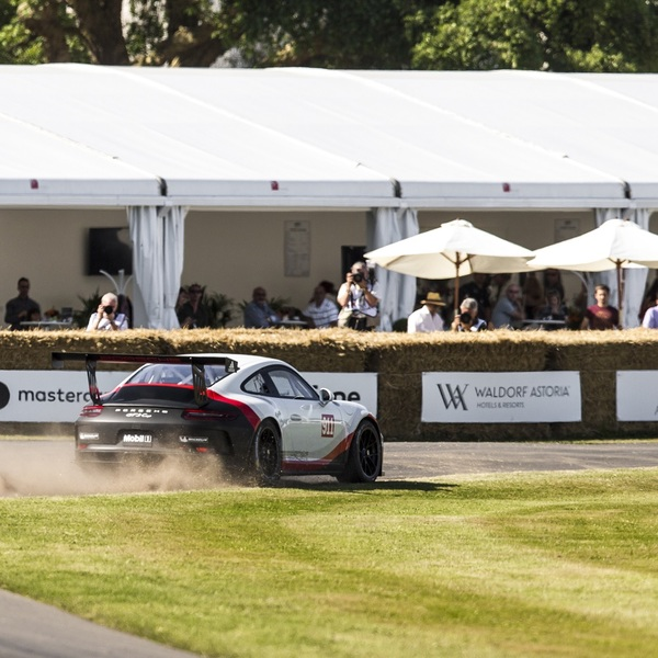 Click to view Goodwood Festival of Speed Tickets - Thursday Access.