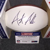 NFL - Buccaneers Austin Allen signed panel ball