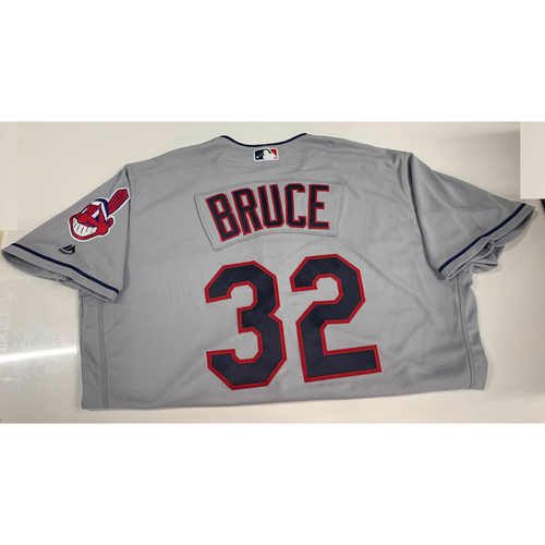 Photo of Jay Bruce Team Issued Road Jersey
