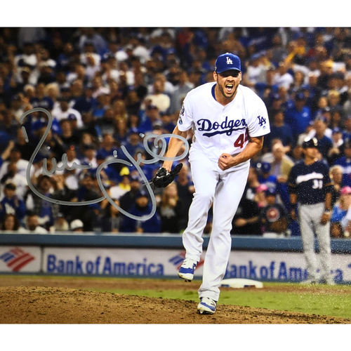 Photo of Rich Hill Authentic Autographed Photograph