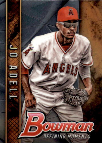 Photo of 2017 Bowman Chrome Draft Defining Moments #BDMJA Jo Adell