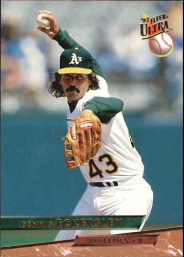 Photo of 1993 Ultra #257 Dennis Eckersley