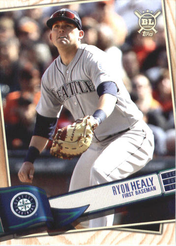 Photo of 2019 Topps Big League #15 Ryon Healy