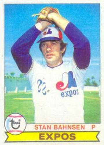 Photo of 1979 Topps #468 Stan Bahnsen DP