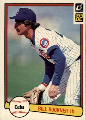 Photo of 1982 Donruss #403 Bill Buckner