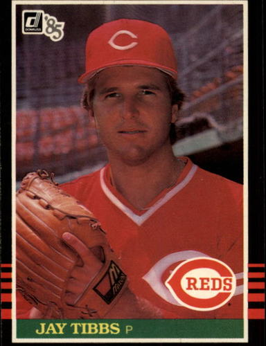 Photo of 1985 Donruss #262 Jay Tibbs