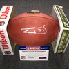NFL - Titans Taylor Lewan signed authentic football