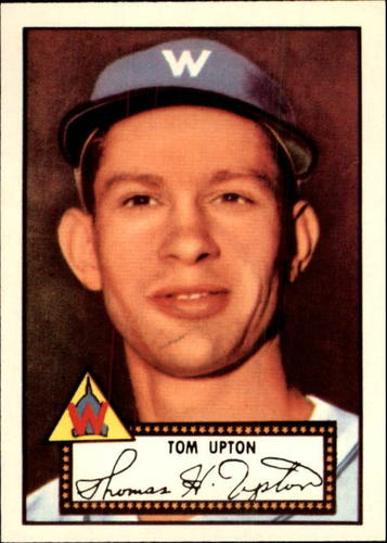 Photo of 1983 Topps 1952 Reprint #71 Tom Upton