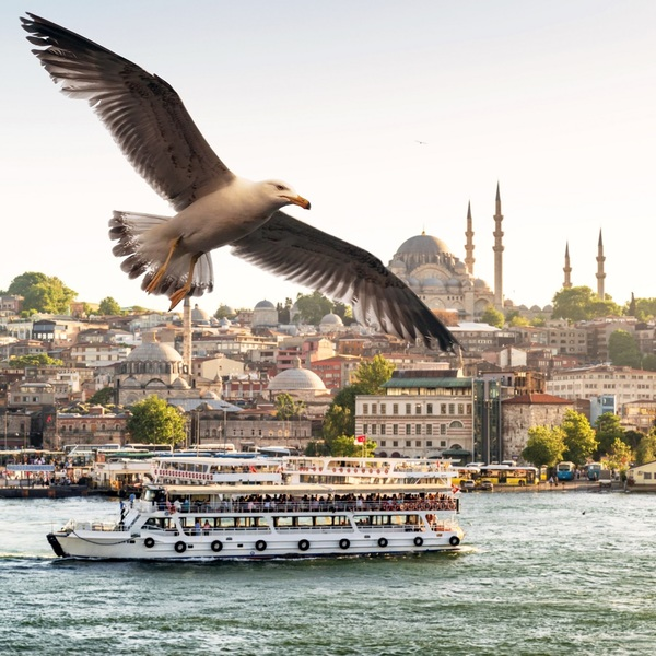 Click to view A Luxurious Boat Trip on the Bosphorus.