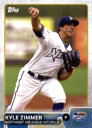 Photo of 2015 Topps Pro Debut #11 Kyle Zimmer