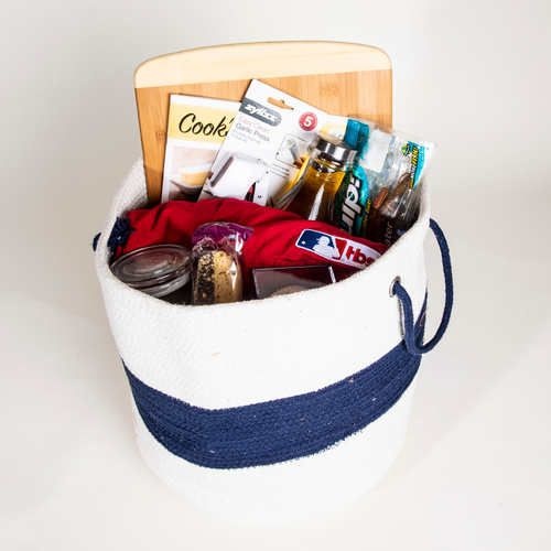 "Photo of Don Orsillo ""Favorite Things"" Basket"