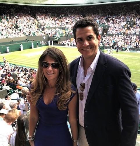 Hertz VIP Wimbledon Men's Quarter Finals Experience