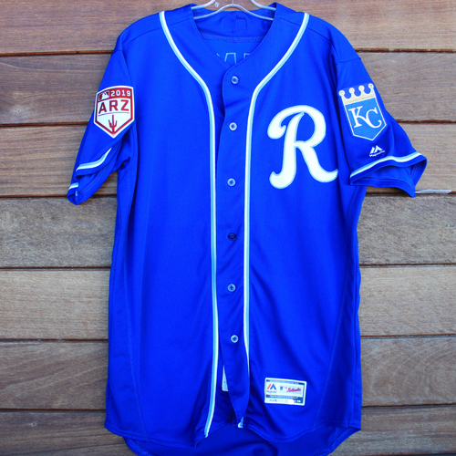 Photo of Team-Issued Jersey: Josh Staumont (Size 46)