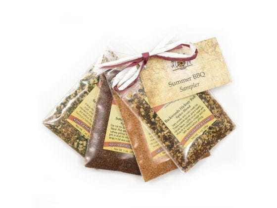 Spice and Tea Exchange  BBQ Fisherman's Seasonings Samplers