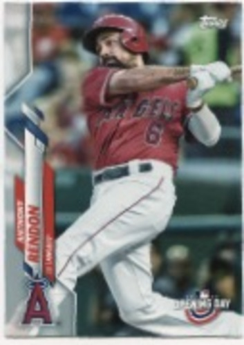 Photo of 2020 Topps Opening Day #86 Anthony Rendon