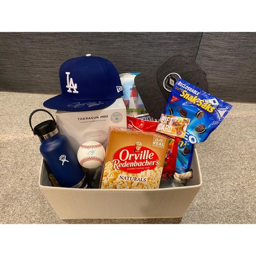 Photo of Corey Seager Favorite Things Basket