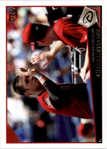 Photo of 2009 Topps #351 Chris Snyder