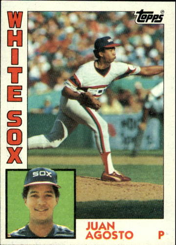Photo of 1984 Topps #409 Juan Agosto