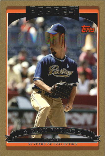 Photo of 2006 Topps Update Gold #109 Alan Embree