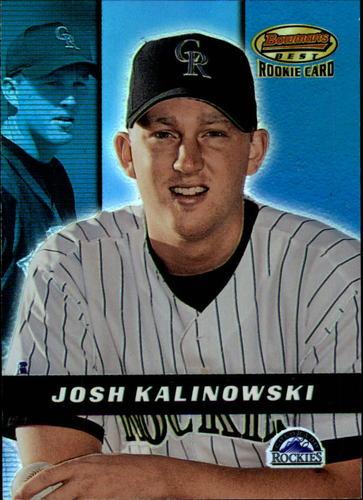 Photo of 2000 Bowman's Best #168 Josh Kalinowski RC