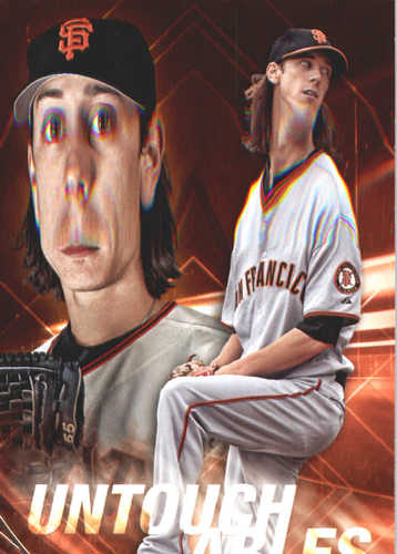Photo of 2017 Topps Update Untouchables #U14 Tim Lincecum