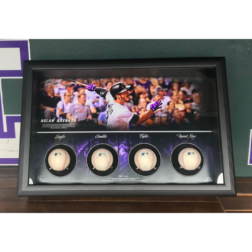 Photo of Colorado Rockies Nolan Arenado Cycle Piece